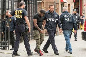 More than 100 members of two rival New York gangs arrested ...