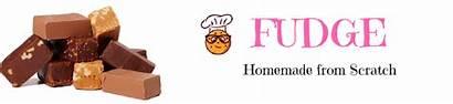 Fudge Homemade Transparent Banner Delivered