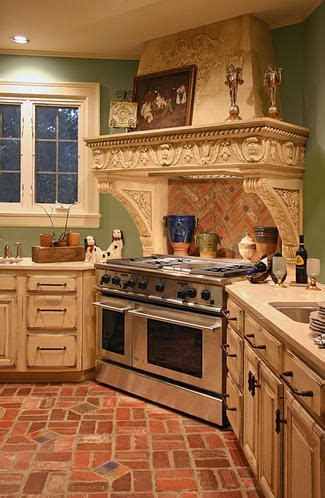 brick floor in kitchen 224 best kitchen floors images on 4883