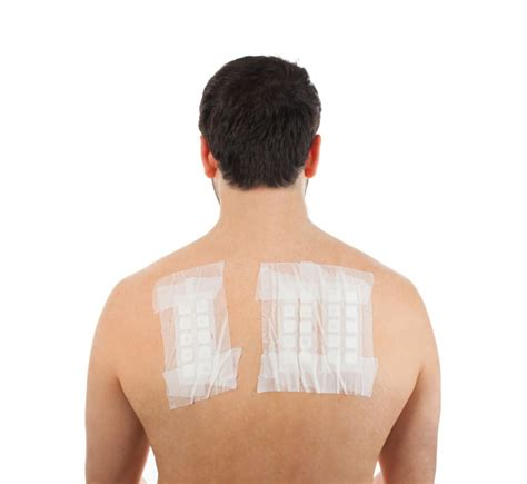 patch test alimenti patch test nuovo metodo per identificare un allergia da