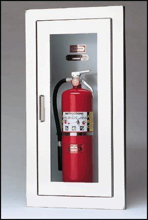larsen extinguisher cabinets 2409 6r smoke alarm replacement because 10 years might be late