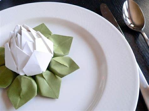 bathroom towels decoration ideas paper napkin folding create festive