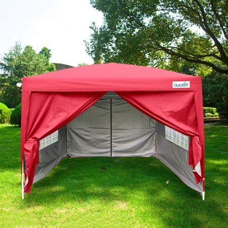 quictent silvox waterproof  ez pop  canopy