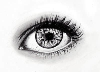 Anime Eye Close Up Realistic Eye Close Up By Fngrtps On Deviantart