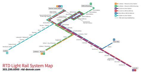 light rail map denver redesign denver rtd light rail isometric