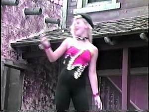 Steam heat, a classic jazz dance, 1987 - YouTube