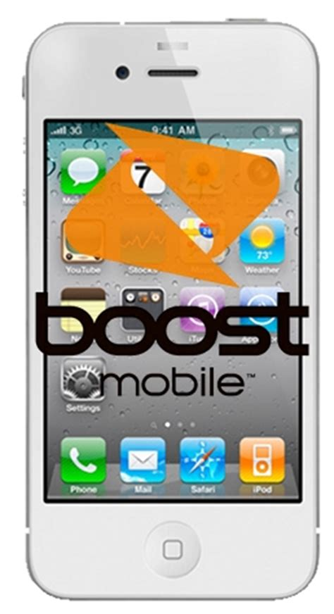 iphone 4 boost mobile boost mobile to offer iphone 4s and iphone 4 starting in