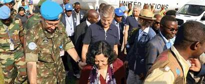 Monusco Visit Nations United Council Security Dr
