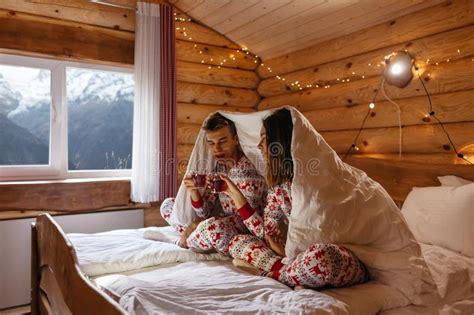 christmas stock photo image  furniture lights comfort