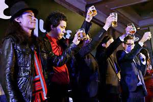 Christmas Party Eraserheads