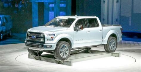 ford atlas review price specs release date