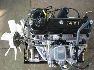 Complete New And Top Quality Toyota 4y Engine