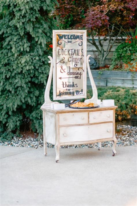 novelesque vintage inspired garden wedding