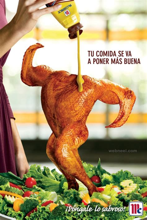 cuisine ad 35 ads and print advertisements for your inspiration
