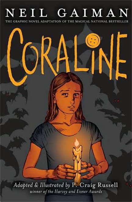 Geniales portadas alternativas de libros infantiles por karl james mountford   fusion freak. Coraline Y La Puerta Secreta Libro Descargar Gratis ...
