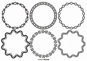 Free Elegant Circle Border Clipart - Clipartmansion.com