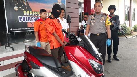 Nmax 2018 Pasuruan by Beli N Max Curian Pria Asal Jember Tahun Baruan Di Sel