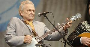 Bluegrass Pioneer Ralph Stanley Hospitalized After Bad
