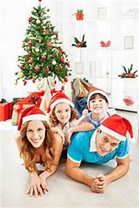 Family Christmas Portrait Ideas