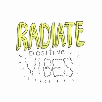 Vibes Happy Positive Yellow Shine Happiness Transparent