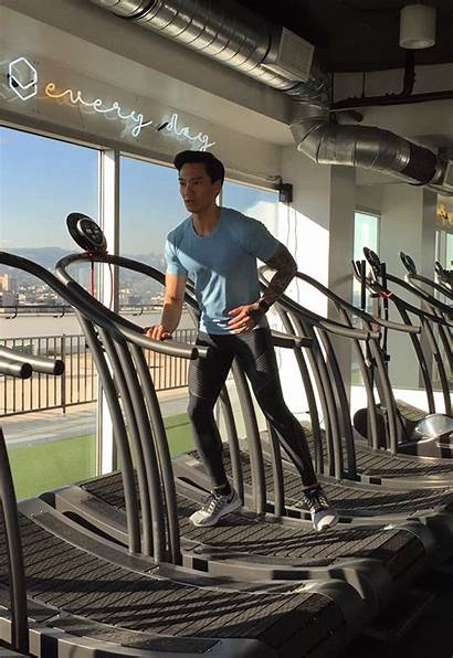 Treadmill Workout Hiit Shuffle Fast Minute Side