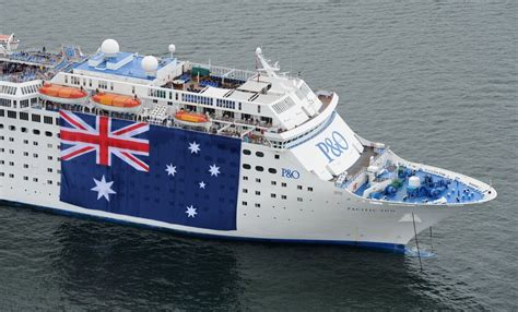 Cruise Ship Pacific Sun Joins Australia Day Celebrations - Zimbio