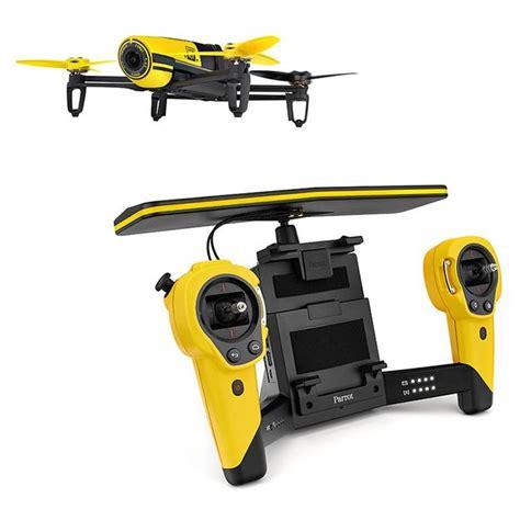 parrot bebop drone yellow skycontroller pf mwavecomau