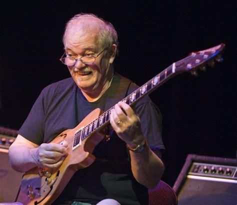 john abercrombie influential jazz guitarist