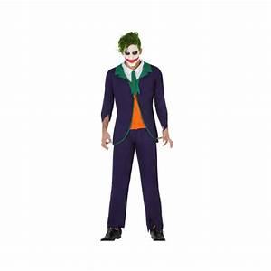 Deguisement Joker Enfant : d guisement de joker clown m chant deguizeo ~ Preciouscoupons.com Idées de Décoration