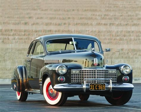 1941 Cadillac Coupe by 1941 Cadillac Series 62 Deluxe Coupe Hemmings Motor News