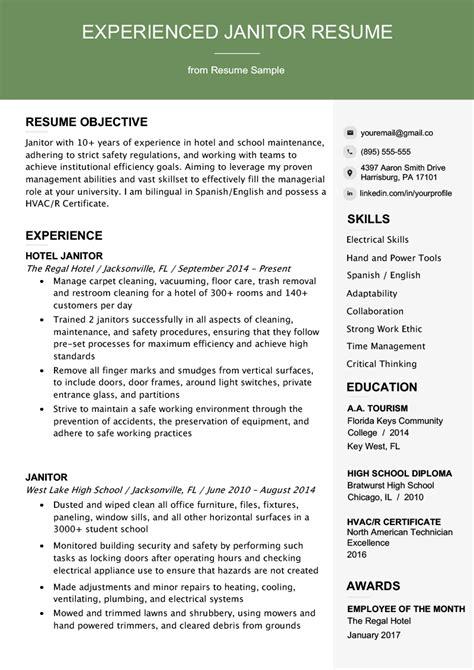 resume aesthetics font margins  paper guidelines resume genius