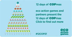 COP21: The 12 days of COPmas - Blue and Green Tomorrow