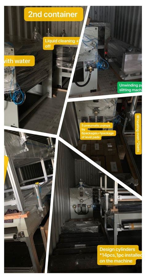 container loading  russia market   news wuxi yuda light industry machinery