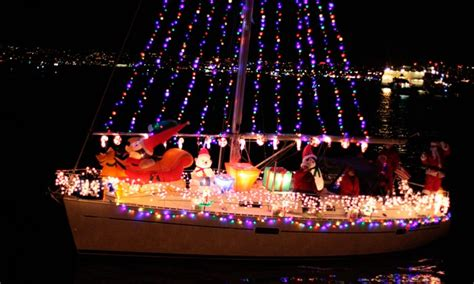 san diego boat parade of lights parade of lights maritime museum of san diego