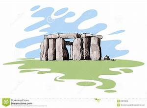 Stonehenge Cartoons, Illustrations & Vector Stock Images ...
