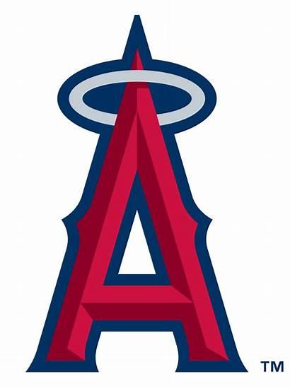 Angels Angeles Los Svg Anaheim Stadium Wiki