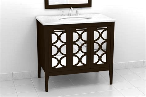stephen vanity from the furniture guild bathroom