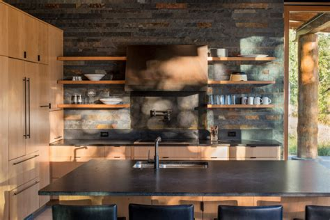 A Mountain Cabin By Prentiss + Balance + Wickline Architects