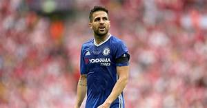 Fabregas questions Chelsea axe: 'I was in great form ...