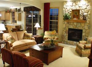 Decorate Small Living Room Fireplace Picture