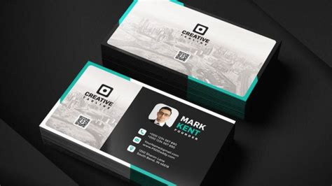 business card templates creative bloq