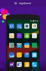 Morena - Flat Icon Pack - Android Apps on Google Play