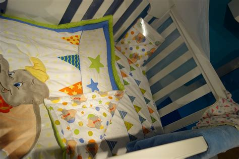 Dumbo Crib Bedding by Disney Consumer Products Previews Products