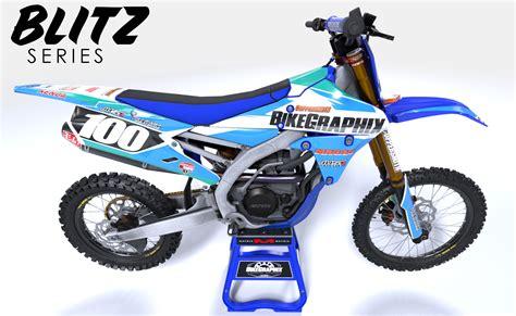 graphics for motocross bikes yamaha blitz semi custom motocross graphics bikegraphix