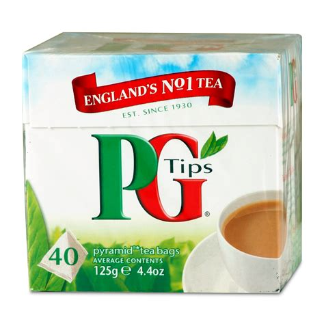 PG Tips Tea   40 Teabags