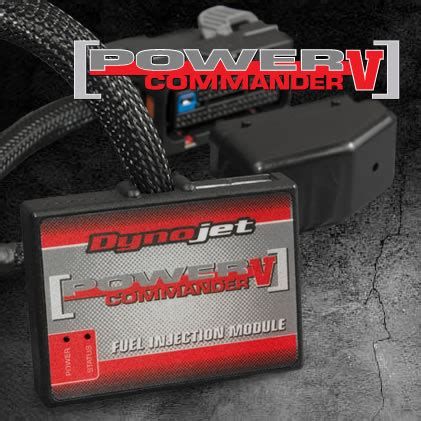 Power Commander Motorcycle Fuel Injection Tuning Module