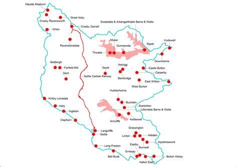 yorkshire dales conservation areas