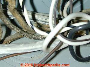 History Of Old Electrical Wiring Identification  Photo Guide