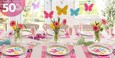 Spring Party Supplies, Themes & Decorations  Party City