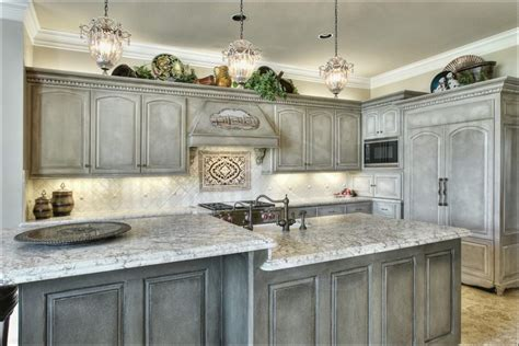 Furniture Style Kitchen Cabinets by Antique Kitchen Cabinets Grey Simpleandsweets Homes